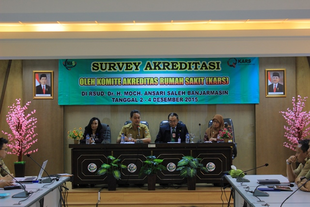 Survey Akreditasi KARS